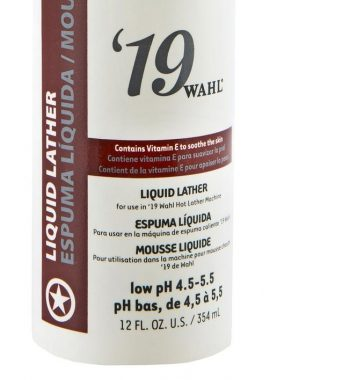 Wahl '19 Liquid Lather 12 ounces