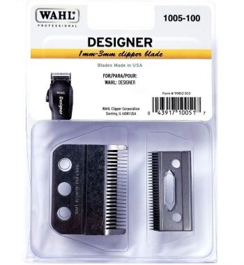 Wahl Adjusto-Lock Designer Clipper Blade 1005-100