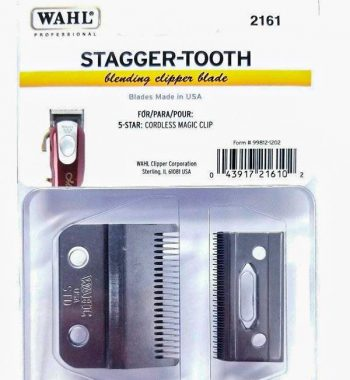 Wahl Magic clip Stagger tooth Blade 2161