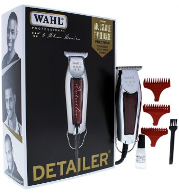 Wahl Professional 5 Star Detailer Trimmer T-wide