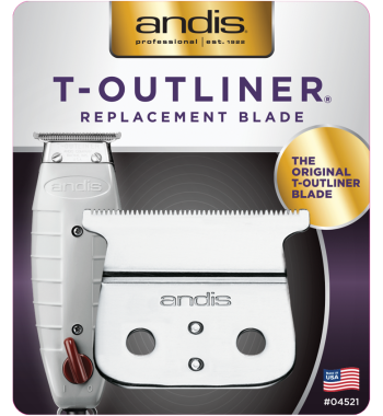 Andis T Outliner Trimmer Replacement Blade