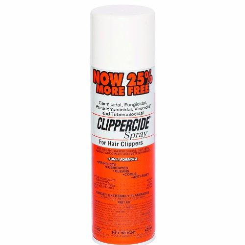 CLIPPERCIDE disinefctant Clipper spray 15 oz