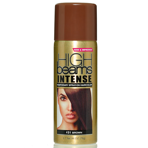 High Beams Intense Temporary Spray-On Hair Color brown #31