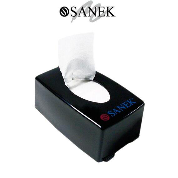 Sanek Neck Strip Dispenser - black