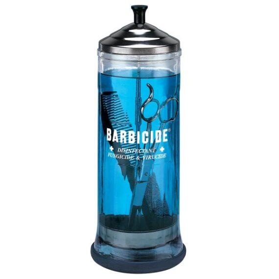 Barbicide Disinfecting Jar Glass