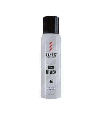 Black Solutions Fade 2 Black Color Spray 5 oz
