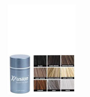 Xfusion Keratin Hair Fibers 0.53 oz / 15 g - 4 colors avialable