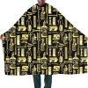 Betty Dain Vintage Gold edition Styling Cape Gold/Black