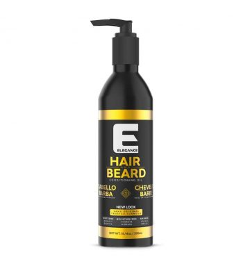 Elegance Hair and Beard Hydrating Oil 10.14 oz