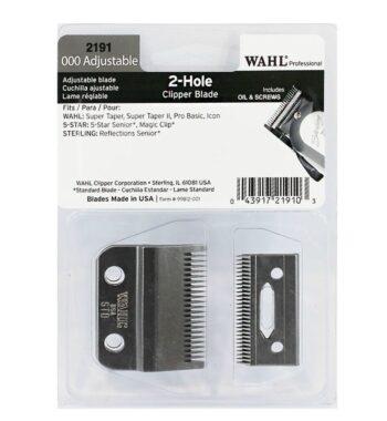 WAHL 2191 000 adjustable blade