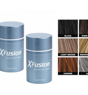Xfusion natural Hair Fibers - multi colors