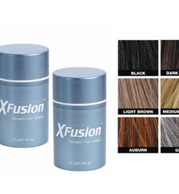 Xfusion natural Hair Fibers