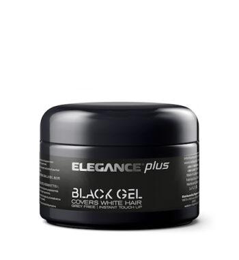 ELEGANCE PLUS BLACK GEL 3.5oz