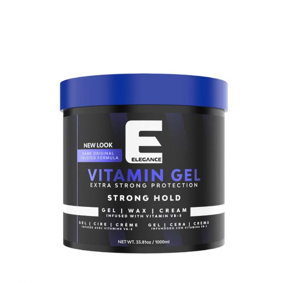 Elegance vitamin pro VB5 hair gel 35oz