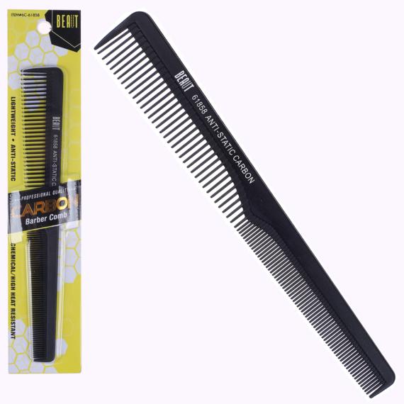 Beaut Anti-static carbon comb 61858