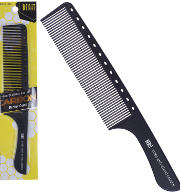 Beaut Anti-static carbon comb 61860