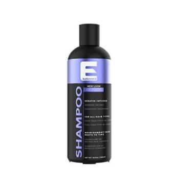 Elegance refreshing shampoo with keratin 500ml
