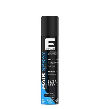 Elegance hair spray super hold 13.52 oz