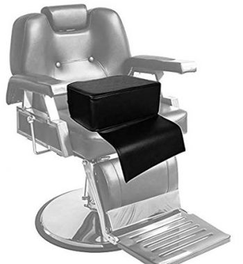 Pibbs chair booster leather cushion