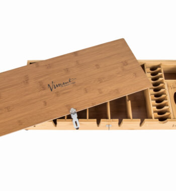 Vincent Bamboo Counter Top Barber Tray - updated