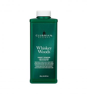 Clubman Reserve Whiskey Woods Powder 9 oz