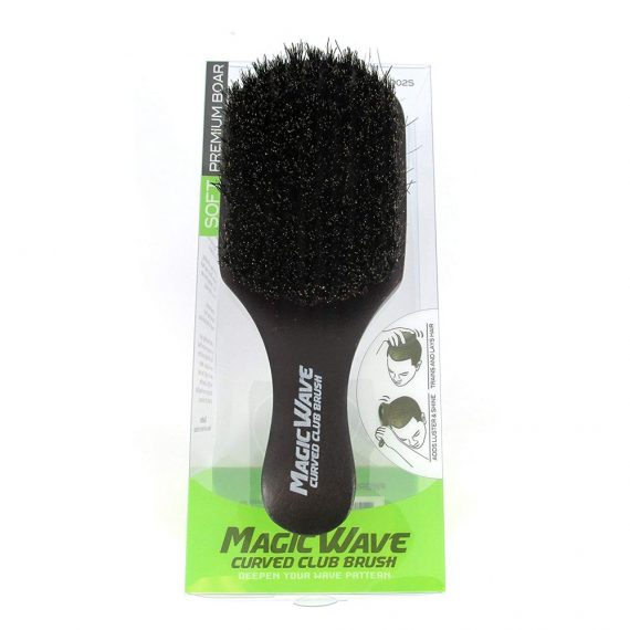 Magic Wave curved wave Brush Soft #wbr002s