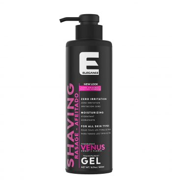 Elegance Plus Shaving Gel Venus 500ml