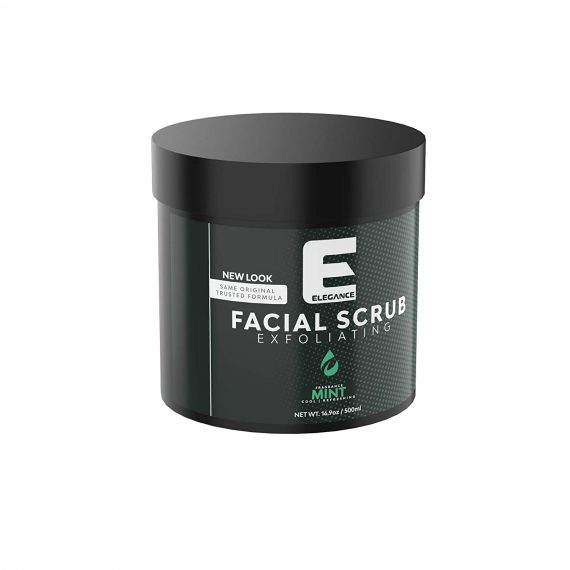 Elegance facial scrub mint with mixed herbs