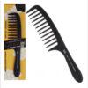 Beaut anti-static carbon comb 61862
