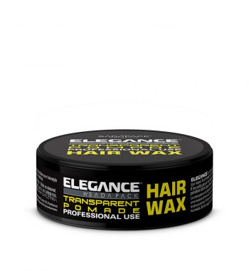 Elegance Transparent Pomade Hair wax 150ML