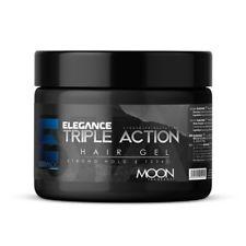 elegance triple action hair gel moon