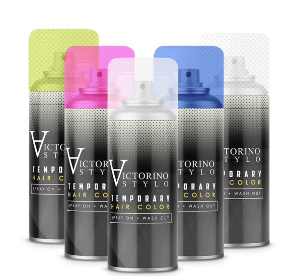 Elegance Victorino Stylo Temporary Hair Spray
