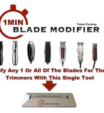 1 (one) min blade modifier