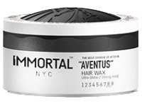 immortal nyc aventus hair wax