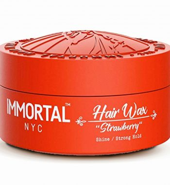 Immortal NYC Strawberry Hair Wax