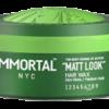 Immortal NYC Matt Look Hair Wax