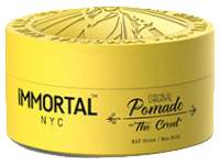 immortal nyc pomade the creed hair wax