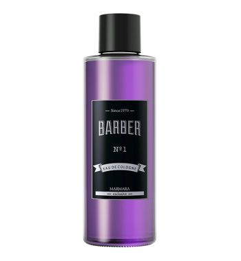 MARMARA barber Cologne Nº 1 500ml purple