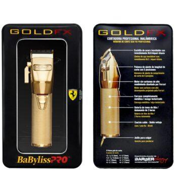 BaBylissPRO gold fx clipper li Fx870G
