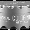 Immortal nyc coloring hair wax gray