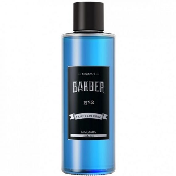 MARMARA barber Cologne Nº 2 500ml blue