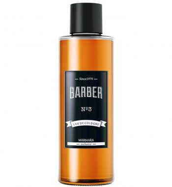 MARMARA barber Cologne Nº 3 500ml brown