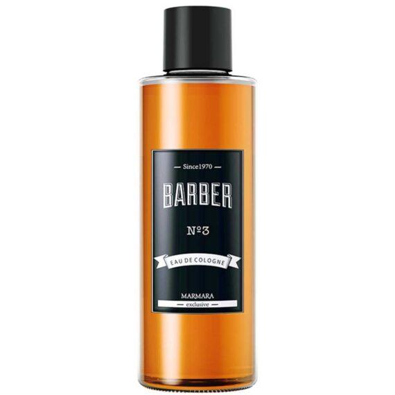 MARMARA barber Cologne Nº 3 500ml brown