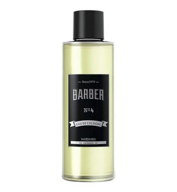 MARMARA barber Cologne Nº 4 500ml yellow
