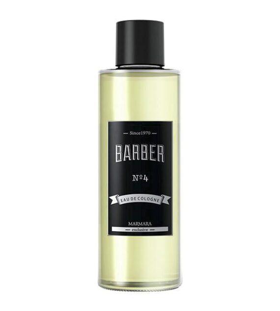 MARMARA barber Cologne Nº 4 500ml yellow