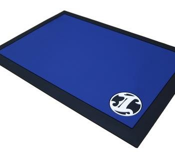 Irving blue Work Station Mat