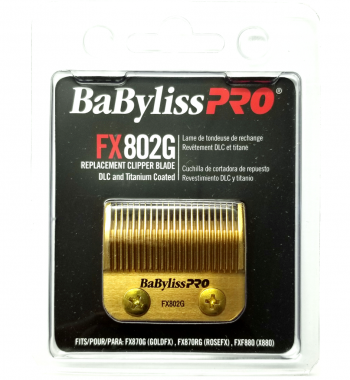 BaBylissPRO REPLACEMENT CLIPPER BLADE fx802g