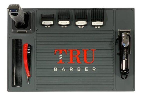 TRUbarber Barber Station mat organizer 19''x13'' - multiple colors