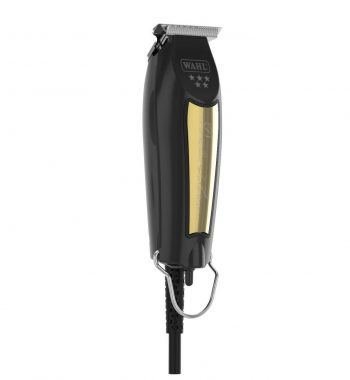 Wahl 5 Star Limited Edition Black & Gold Detailer Trimmer