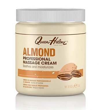 quen helene almond professional massage cream